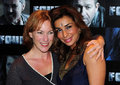 Shobna Gulati, Tanya Franks Royalty Free Stock Photography