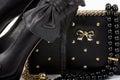 Shoe and handbag Royalty Free Stock Photo