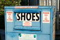 Shoe Recycle Bin