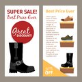 Men winter and autumn boots flyers