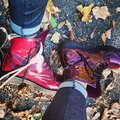 Shoes my doctor martens beautiful love them Royalty Free Stock Photo