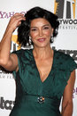 Shohreh aghdashloo arriving at the th annuall hollywood film festival awards gala ceremony beverly hilton hotel beverly hills ca Royalty Free Stock Image