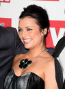 Shona mcgarty arriving for the tvchoice awards at the dorchester hotel london picture by alexandra glen featureflash Stock Image