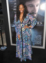 Shondrella avery los angeles ca september at the premiere of prisoners at the academy of motion picture arts sciences in beverly Royalty Free Stock Photography
