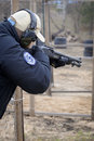 """Shooting competition """"shooting masters in dnipro city ukraine april ukraine Stock Photos"""