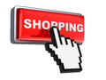 Shopping Photo libre de droits