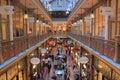 Shopping arcade Sydney Australia Royalty Free Stock Photo