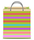 Shopping bag vector illustration of detailed beautiful icon Stock Photo