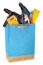 Shopping bag Royalty Free Stock Photo