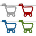 Shopping cart item - shopping trolley Royalty Free Stock Images
