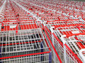 Shopping carts and more Stock Photos