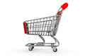 Shopping Concept. Shopping Cart Stock Photography