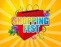 Shopping fest