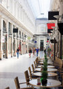 Shopping Mall, The Passage, Netherlands Royalty Free Stock Images