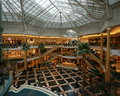 Shopping mall the somerset collection of troy michigan with its stores and annual sales of approximately million is not only one Royalty Free Stock Photo