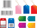 Shopping Tags Stock Photography