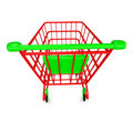 Shoppingcart Stock Image