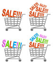 Shoppingcart Stock Images
