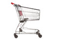 Shoppingtrolley Royaltyfria Foton
