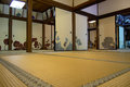 Shoren in tatami room inside view of Royalty Free Stock Photography