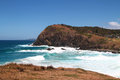 Shores at crescent heads the east of in australia Royalty Free Stock Photos