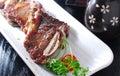 Short rib beef Royalty Free Stock Photo