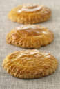 Shortbread cookies from Nantes Royalty Free Stock Photos