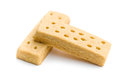 Shortbread fingers Royalty Free Stock Photo