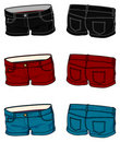 Shorts_2 Stock Images