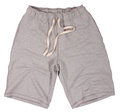 Shorts de sport d isolement sur le fond blanc Photographie stock libre de droits