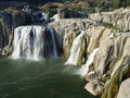 Shoshone Falls Stock Photography