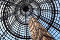 Shot Tower inside Melbourne Central Royalty Free Stock Photo