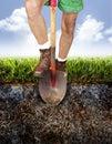 Pala cavar