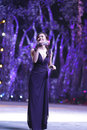Show host kangtao of xiamen lingling circus amoy city china Royalty Free Stock Image
