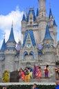 Show at Magic Kingdom park, Walt Disney World Resort Orlando, Florida, USA