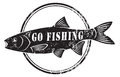 Shown icon fishing