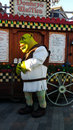 Shrek at universal studios hollywood Stock Photo