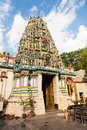 Shri Kali temple, Yangon, Myanmar Royalty Free Stock Photo