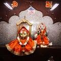 Shri Mhalsa Devi Royalty Free Stock Photo
