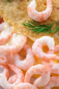 Shrimp Omelet Royalty Free Stock Photos