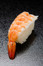 Shrimp sushi Royalty Free Stock Images