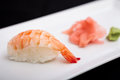 Shrimp sushi Royalty Free Stock Photos