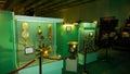 The shrine of imam hussein in karbala iraq – may grandson prophet mohammed prophet islam third at shiite Stock Image