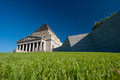 The Shrine of Remembrance - Melbourne, Australia Stock Images