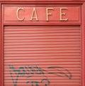 Shut Down Caf�