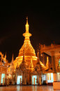 The Shwedagon Pagoda Royalty Free Stock Image