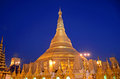 Shwedagon Paya Royalty Free Stock Images