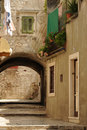 Sibenik, Croatia Royalty Free Stock Photography