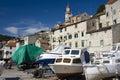 Sibenik in Croatia Royalty Free Stock Photo