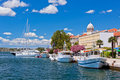 Sibenik, Croatia view Royalty Free Stock Photo